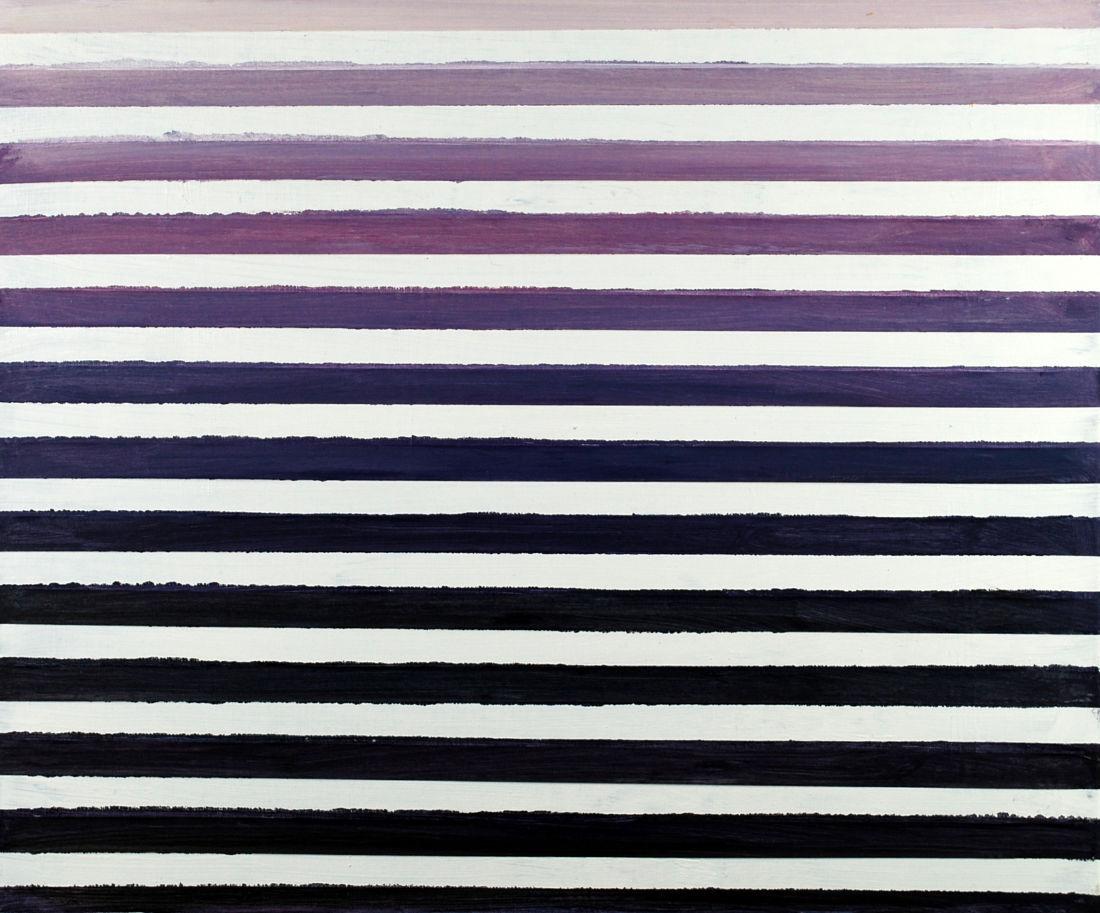 Zum Licht III, 50x60 cm, Acryl auf Leinwand, 2016
