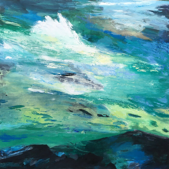 Meerestosen